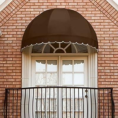 Awntech 6-Feet Bostonian Window/Entry Awning, 45.25 by 38.25-Inch