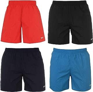 Speedo Leisure Shorts Mens Bottoms Swimwear Beachwear X-Small Black
