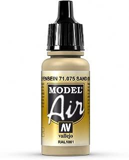 sand yellow paint
