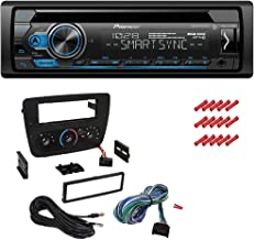 CACHÉ KIT401 Bundle with Complete Car Stereo Installation Kit with Receiver - Compatible with 2000-2007 Ford Taurus w/Rotary Climate Controls – Single Din Radio Bluetooth in-Dash Mounting Kit (3 Item)