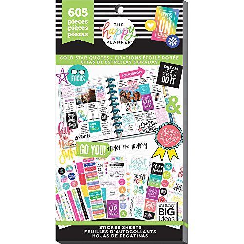 me & my BIG ideas Sticker Value Pack for Classic...