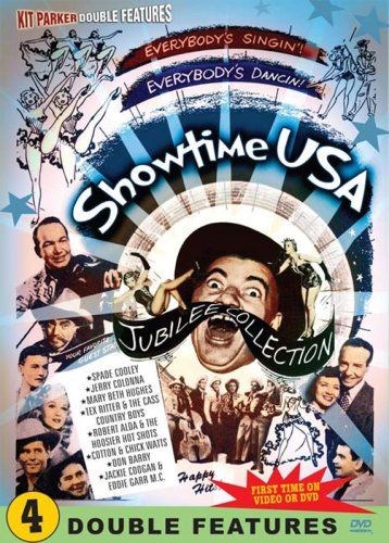 Showtime USA Collector's Pack (Everbody's Dancin', Varieties on Parade, Yes Sir Mr. Bones, Square Dance Jubilee,
