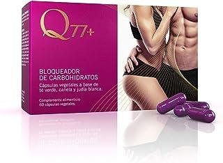 Q77+ BLOQUEADOR DE CARBOHIDRATOS | Pastillas para Adelgazar