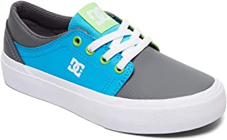 DC Boy's Trase Se B Shoe Leather Sneakers