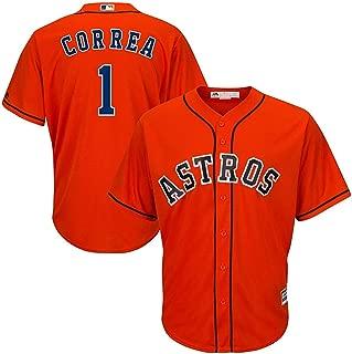carlos correa jersey orange