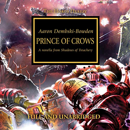 Prince of Crows cover art