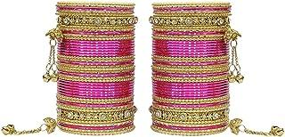 مجموعة مكونة من 86 سوارًا متعددة الألوان من تشكيلة أساور لاتخان الرائعة من تشكيلة أساور لاتخان.