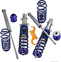Lowering Coilovers Kits for VW Golf MK4, Jetta MK4, Audi A3 MK1, New Beetle 1997-2010, SKODA Octavia 1997-2004, Lavida 2008-present - Blue