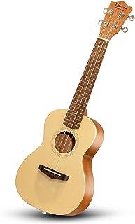 Hricane Ukulele Tenor 26 inch Spruce Mahogany Wood Ukulele Tenor Kit with Strings Gig Bag