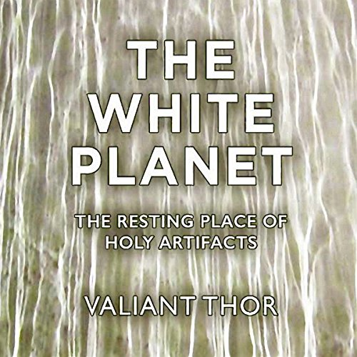 The White Planet audiobook cover art