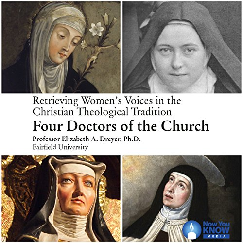 Retrieving Women's Voices in the Christian Theological Tradition audiobook cover art