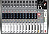 NX Audio BX12U 12Ch Live Mixer with USB Playback