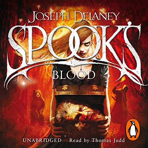 Couverture de The Spook's Blood