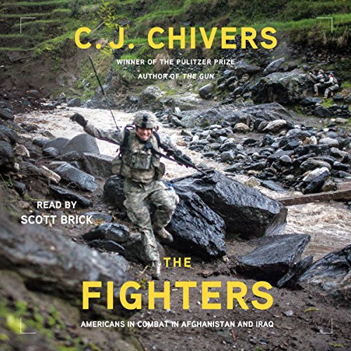 The Fighters audiobook cover art