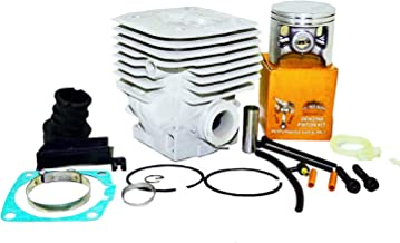 Lil Red Barn Big Bore Cylinder Conversion Kit 58mm Fits Husqvarna 394, 394xp Replaces # 503460071 Installation Instructions Included Two Day Standard Shipping to All 50 States!