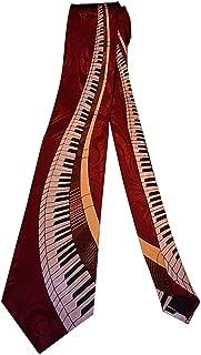 Steven Harris Men's Flowing Keyboard Neck Tie (One S