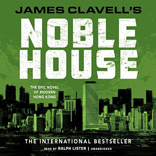Noble House audiobook cover art