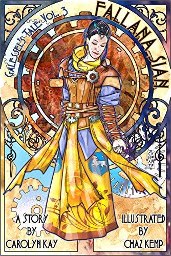 Fallana Sian: Galessel's Tale Vol. 3 (English Edition)