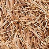 Homo Trends 200 gramos de papel triturado, cesta de rafia triturar papel Kraft...