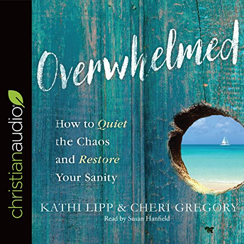 Overwhelmed audiobook cover art