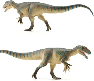 Vitae キランタイサウルス ジュラシック 獣脚類 恐竜 リアル フィギュア PVC プラモデル おもちゃ 科学 芸術 模型 こども 孫への誕生日 プレゼント プレミアム 18cm級 インテリア 塗装済 完成品