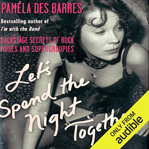 Let's Spend the Night Together audiobook cover art