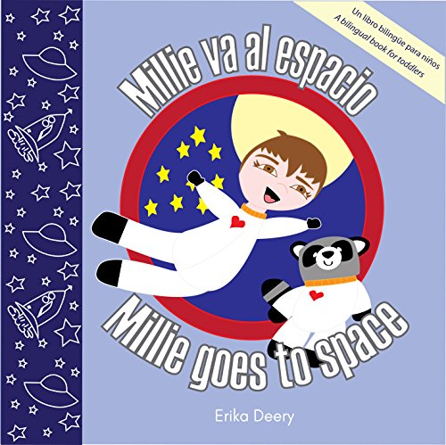 Millie va espacio / Millie goes to space: Un libro