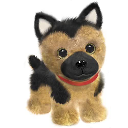 Stuffed Animals Black and Brown Dogs: Amazon com