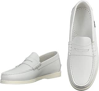 [パラブーツ] コインローファー メンズ靴 白 ホワイト オイルドレザー CORAUXモデル coraux-093621 国内正規取扱