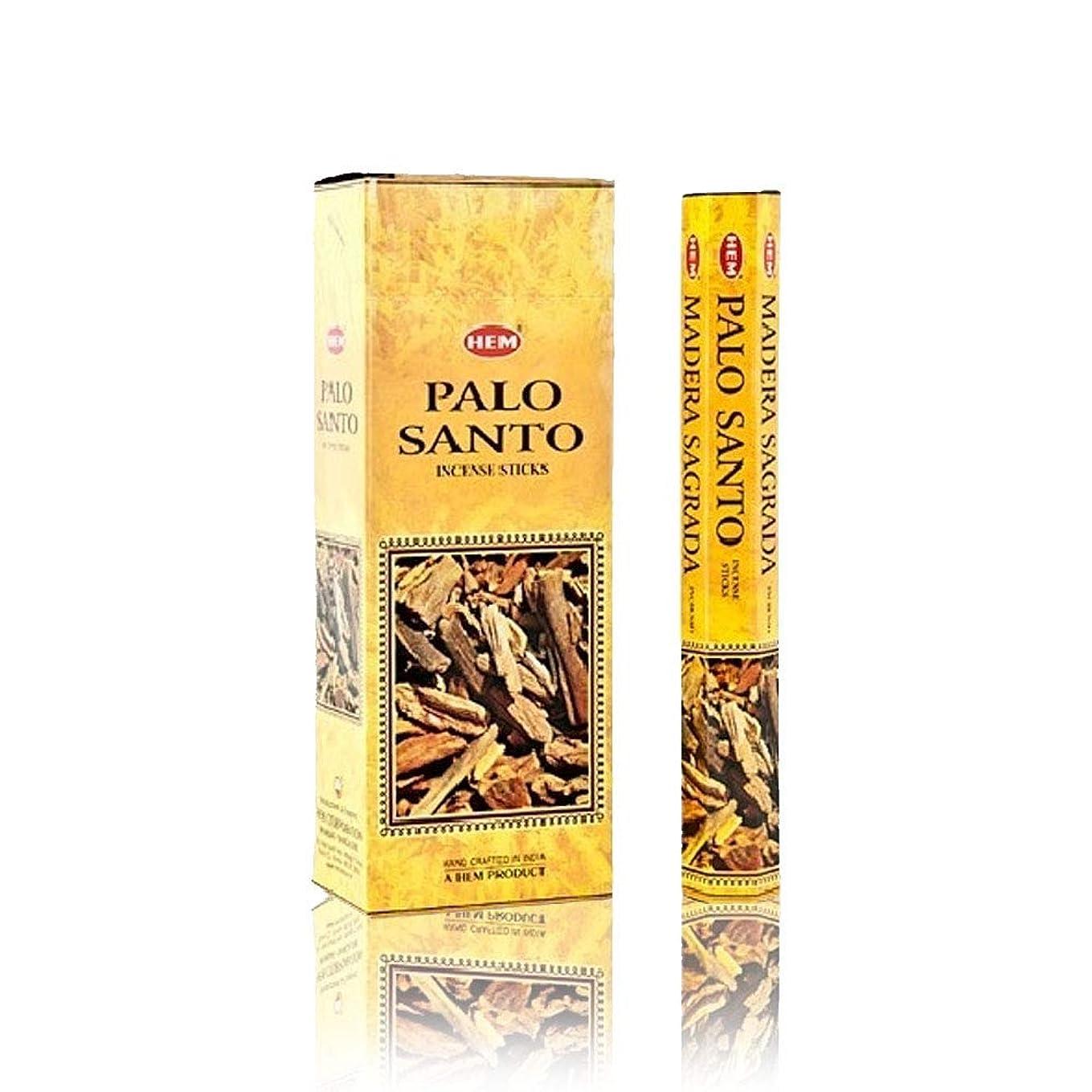 HEM インセンススティック 120本パック-Palo Santo (6 x 20)