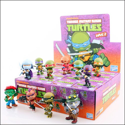 Loyal Themen Teenage Mutant Ninja Turtles Welle 2 Blinde Kiste Vinyl Figur