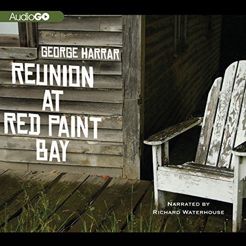 Reunion at Red Paint Bay audiobook cover art