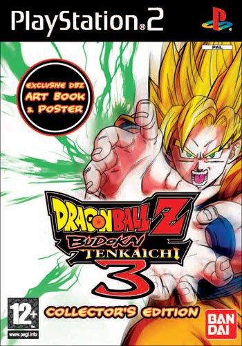 Dragon Ball z Budokai Tenkaichi 3 - Collectors Edition (PS2)