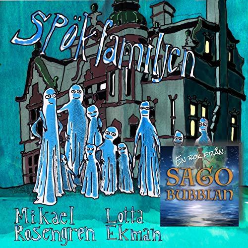 Spökfamiljen cover art