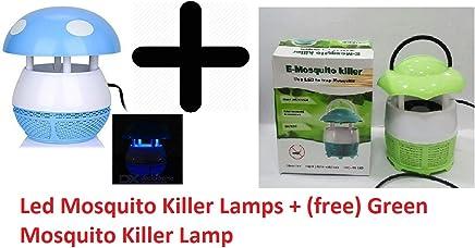 Harikrishnavilla Electronic LED Mosquito Killer Insect Repellent Lamp