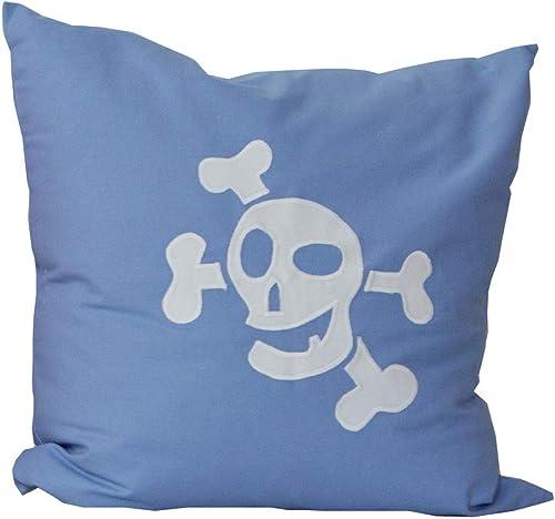 de Breuyn - Debe.Deluxe Kissen Pirat, hellblau