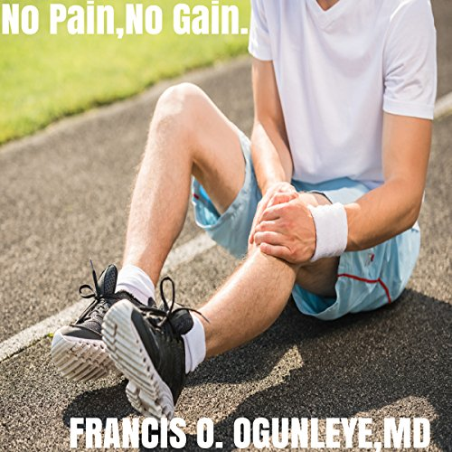 No Pain, No Gain.  By  cover art