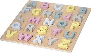 Kindsgut ABC-puzzel, letters, alfabet, Hanna