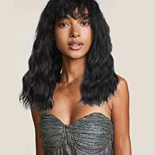 Best synthetic wavy bob wig Reviews