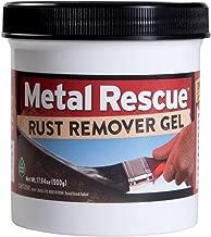 Workshop Hero WH003227 Metal Rescue Rust Remover Gel, 17.64 Fluid_Ounces
