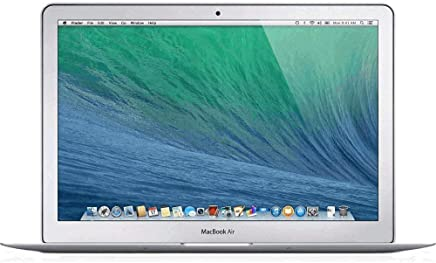 Apple MacBook Air 13.3-Inch Laptop MD760LL/B, 1.4 GHz Intel i5 Dual