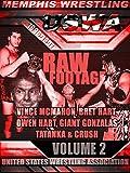 USWA Memphis Wrestling Raw Footage Vol 2 [OV]