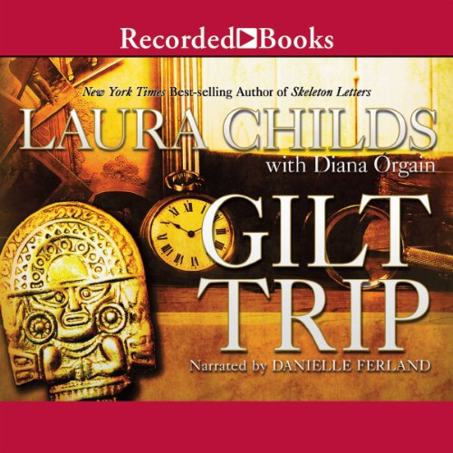 Gilt Trip                   By:                                                                                                                                 Laura Childs                               Narrated by:                                                                                                                                 Danielle Ferland                      Length: 8 hrs and 39 mins     Not rated yet     Overall 0.0