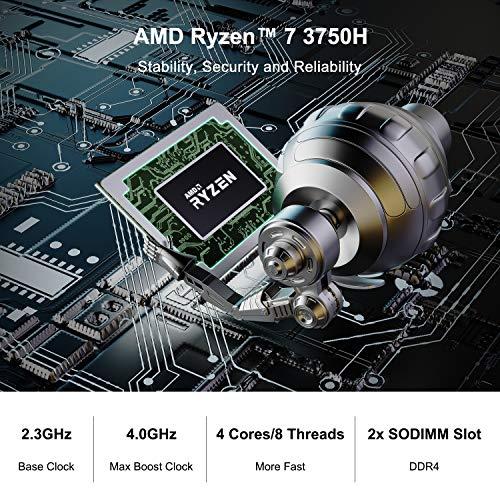 MINISFORUMEliteMiniUM700ミニpcAMDRyzen7小型パソコンDDR416GBNVMe256GBWindows10ProMinipc1000MLANRJ45x2RadeonRXVega10グラフィックス4kトリプルディスプレイ出力小型PC