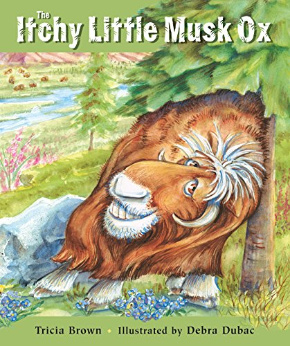 Download The Itchy Little Musk Ox (English Edition) B012GCT7YO