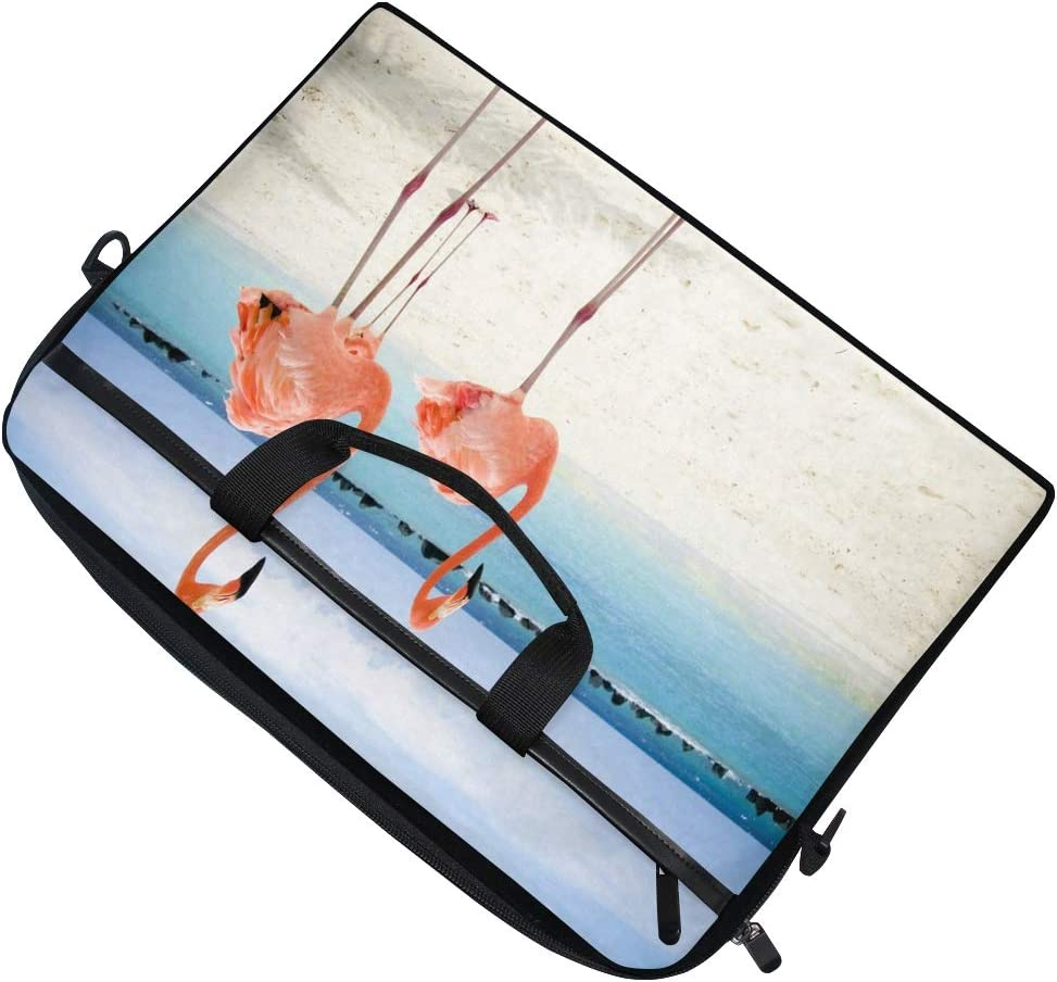 Notebook Sleeve Case Flower Cherry Blossoms for 15IN-15.4IN Computer MacBook Air Briefcase