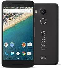 LG Google Nexus 5X H791 16GB 4G LTE 5.2-Inch Factory Unlocked (CARBON BLACK) - International Stock No Warranty