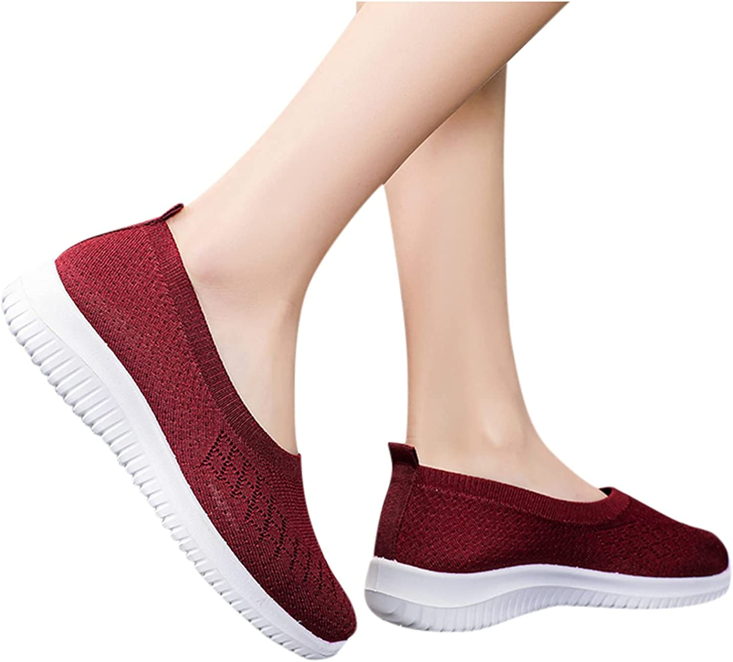 Women's Loafers Soft Sole Mesh Lightwigh Shoes Alternative Jacksonville Mall dealer Breathable Sports