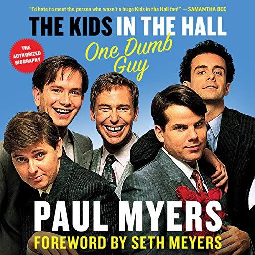 Page de couverture de The Kids in the Hall