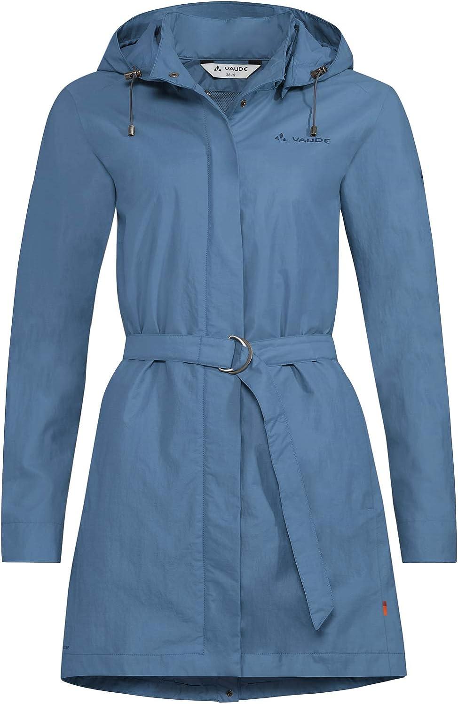 Vaude Women's Sabora Coat, Sommermantel Jacket